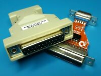 DB23 FEMALE COMMODORE AMIGA 500, 600 1200 - BUFFER RGB VGA ADAPTER - PCB INSIDE!