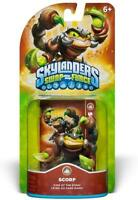 New Sealed SKYLANDERS Swap Force SCORP Action Figure Toy PS3 PS4 Wii XBox One