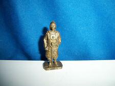 HUN WARRIOR #1 Sword BRONZE Kinder Surprise Metal Soldier Figure K95n107 ITALY