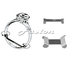 STERLING 925 SILVER RING CLIP SIZE ADJUSTER REDUCER RE-SIZER