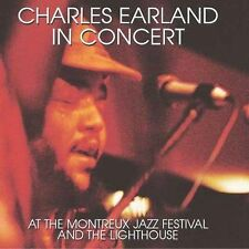 Charles Earland -  In Concert -  New Factiory Sealed CD