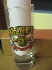 "Hard Rock Cafe 4"" Tall Double Shot Glass & Box Gatlinburg Special # 41"