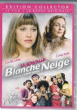 DVD ZONE 2 + CD AUDIO BOF--LA NOUVELLE BLANCHE NEIGE--BENEGUI/DE LAAGE/KEIM