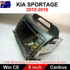 "8"" Car DVD GPS head unit stereo player Navigation for KIA SPORTAGE 2010-2015 usb"