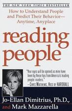 Reading People : How to Understand People and Predict Their Behavior --ExLibrary