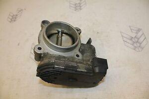 MERCEDES-BENZ C W203 Throttle Body A1111410325 0280750074 2.00 Petrol 2003