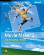 Microsoft  Windows  Movie Maker 2: Do Amazing Things (Bpg-Other)