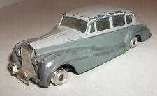 Dinky Toys 150 RR Rolls Royce Silver Wrait 2-tone erhebliche Gebrauchsspuren