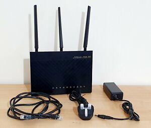 ASUS RT-AC68U AC1900 AiMesh Dual-Band Gigabit Wireless Router, AI Mesh,  Access