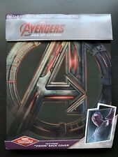 Avengers: Age of Ultron Steelbook (VISION EDITION) (3D/Blu-ray) Rare