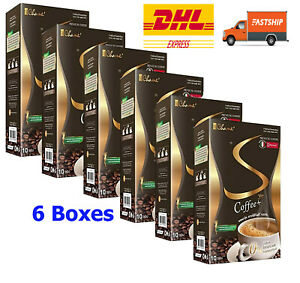 6x Chame Sye Coffee Plus Balance Slimming Dietary Supplement  Weight Control Fat