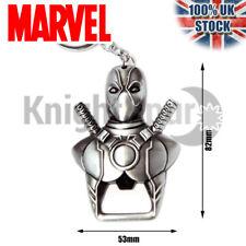 Large Deadpool bottle opener  Key Ring Key Chain Marvel Fan Gift Stocking Filler