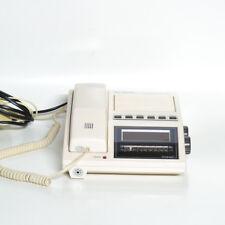 TELEFONO VINTAGE RADIO OROLOGIO TELEPHONE INTENATIONAL PERFETTAMENTE FUNZIONANTE