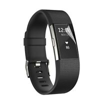 StrapsCo Smartwatch Screen Protector for Fitbit Charge 2 Smart Watch