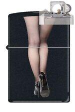 Zippo 6947 sexy women in heels Lighter with PIPE INSERT PL