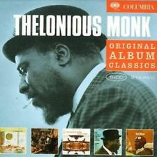 Thelonious Monk : Original Album Classics CD (2008) ***NEW***