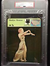 Marilyn Monroe  Panarizon   #17-07  PSA  9  MINT   FINEST KNOWN!!!!!!