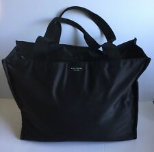 Kate Spade Large Black Nylon Diaper Bag