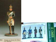 q Le Cimier 54 mm - Dragone in surtout della Guardia Imper. Francese Napoleonica
