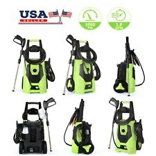 3000 Psi 18gpm Electric Pressure Washer Cleaner High Power Sprayer Machine Tool