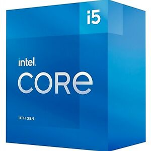Intel Core I5-11400F 6 Core Desktop Processor 6 Threads 2.6Ghz Up To 4.4Ghz Turb