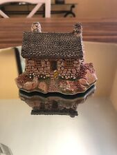 Lilliput Lane The Ugly House 1990 Original Box With Deed