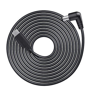 Constant Temperature Type-C Charge Cord Adapter Cable for DJI FPV Combo Glass