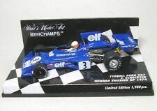 Tyrell Ford 007 N° 3 J.Schechter Ganador Sueco GP 1974