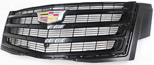 Oem Cadillac Escalade Sport Gloss Black Grille with Camera New (Fits: Cadillac)
