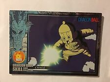 Dragon Ball Z Skill Card Collection N09