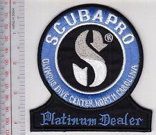 SCUBA Diving North Carolina Scubapro Platinum Dealer Olympus Dive Center NC