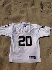 Oakland Raiders SEWN Reebok Darren McFadden Football Jersey Youth Small