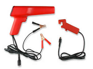MSD Inductive Timing Light Detachable Leads Secure Pick-up No Retard