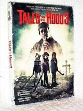 Tales From The Hood 3 (DVD, 2020) NEW Tony Todd Lynn Whitfield halloween horror