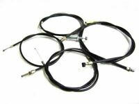 Fit for Royal Enfield 4 speed Cable Kit Brake,Clutch,Decompressor & Throttle