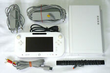 NINTENDO WII U BASIC PACK 8GB KONSOLE + GAMEPAD + KABEL WEISS