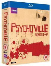 Psychoville Series 1 and 2 [Blu-ray] [Region Free] [DVD][Region 2]