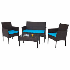 4 Stk Loungemöbel Gartenset Set Möbel Gartenmöbel Sitzgruppe Sofa