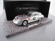 Porsche 356 B 1600 carrera Targa Florio limitado 312 unidades Minichamps 1:18