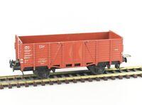 TRIX EXPRESS 3414 Spur H0 offener Güterwagen Om, Guss, DB, Epoche III, lesen!
