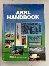 1989 ARRL Handbook Radio Amateur Hardcover Ham Book
