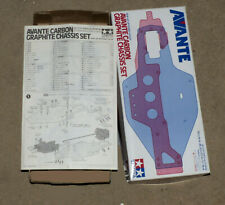 Tamiya Avante Carbon Chassis Option Box only