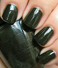 Opi Nail Lacquer Polish Nl E48 Here Today Aragon Tomorrow 0 5 Fl Oz Dark Green