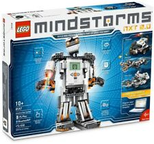 MINT New Sealed Lego Mindstorms NXT 2.0 8547 Robot Rare discontinued Retired