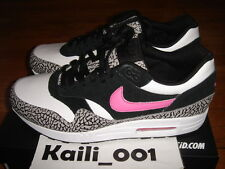 Nike Air Max 1 ID Size 11.5 Atmos Cement Pink Powerwall robot parra BRS B