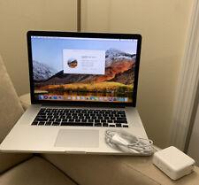 Apple MacBook Pro MJLT2LL/A A1398 15-inch Retina 2015 i7 2.5GHz/16GB/512GB