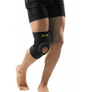 Adjustable Neoperene Knee Support With Open Patella - One Size(S-L)