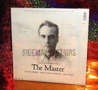 THE MASTER MOVIE SOUNDTRACK VINYL LP & CD ost paul thomas greenwood radiohead