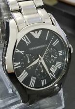 Emporio Armani Men's Chronograph Watch AR0673 - Retail $345 (54% off)