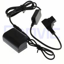 DMW-BLF19E Replace, D-tap Cable + DMW-DCC12 DC Coupler fr Panasonic DMC-GH3 4 5